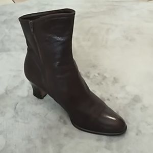 Kurt Geiger London Leather Booties